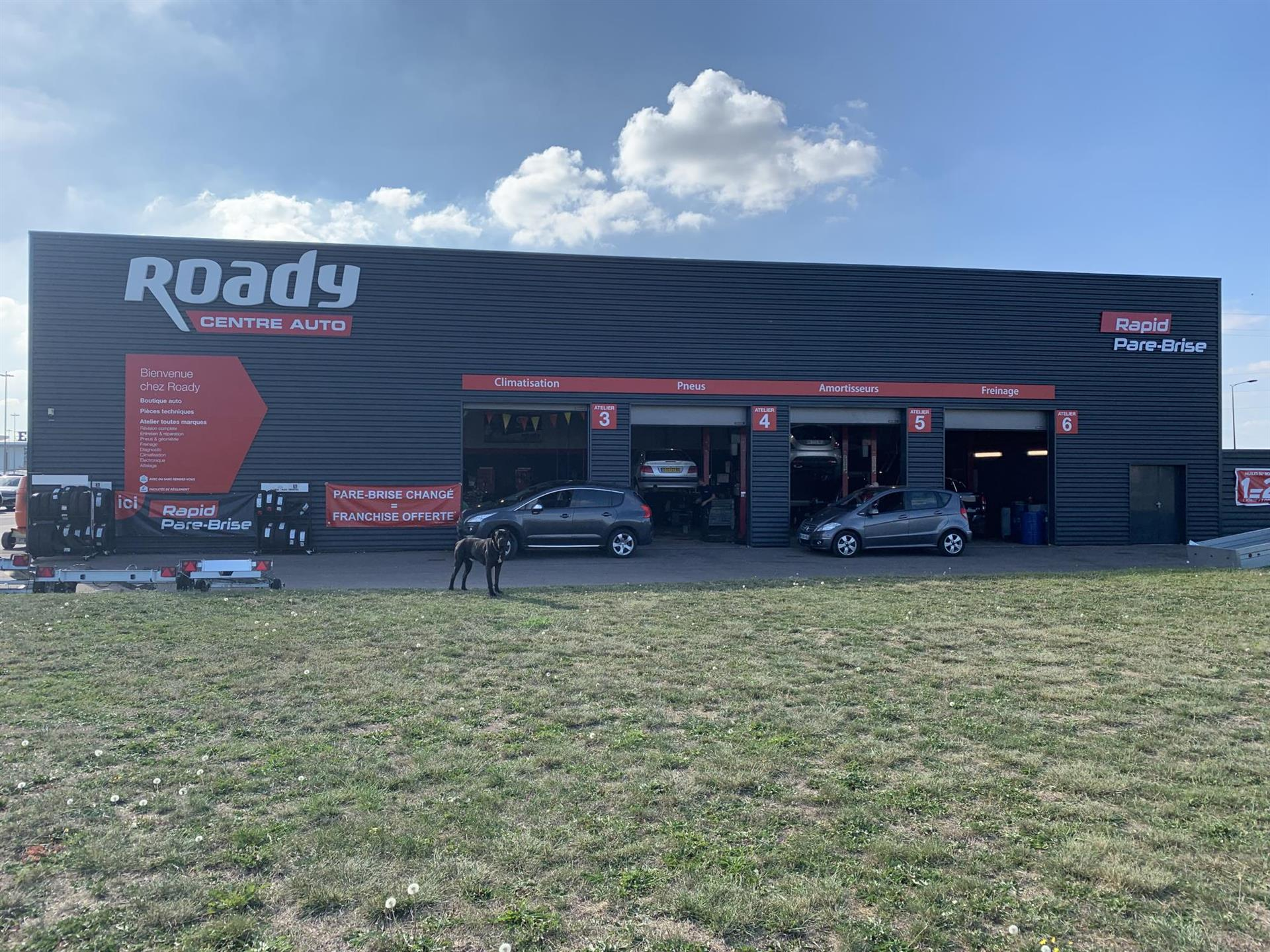 Photo Centre Auto Roady Varennes-sur-Seine